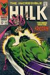 Cover for The Incredible Hulk (Marvel, 1968 series) #107