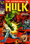 Cover for The Incredible Hulk (Marvel, 1968 series) #108
