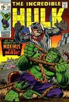Cover for The Incredible Hulk (Marvel, 1968 series) #119 [Regular Edition]