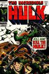 Cover for The Incredible Hulk (Marvel, 1968 series) #120 [Regular Edition]