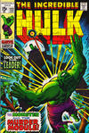 Cover for The Incredible Hulk (Marvel, 1968 series) #123 [Regular Edition]
