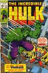 Cover for The Incredible Hulk (Marvel, 1968 series) #127 [Regular Edition]