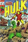 Cover for The Incredible Hulk (Marvel, 1968 series) #131 [Regular Edition]