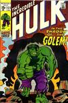 Cover for The Incredible Hulk (Marvel, 1968 series) #134 [Regular Edition]