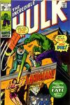 Cover for The Incredible Hulk (Marvel, 1968 series) #138 [Regular Edition]