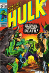 Cover for The Incredible Hulk (Marvel, 1968 series) #139 [Regular Edition]