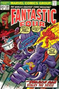 Cover Thumbnail for Fantastic Four (Marvel, 1961 series) #134 [Regular Edition]