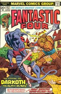 Cover Thumbnail for Fantastic Four (Marvel, 1961 series) #142 [Regular Edition]