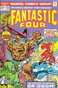 Cover Thumbnail for Fantastic Four (Marvel, 1961 series) #143 [Regular Edition]
