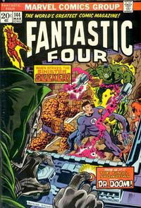 Cover Thumbnail for Fantastic Four (Marvel, 1961 series) #144 [Regular Edition]
