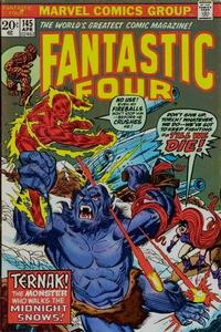 Cover Thumbnail for Fantastic Four (Marvel, 1961 series) #145