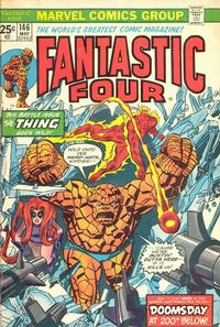 Cover Thumbnail for Fantastic Four (Marvel, 1961 series) #146