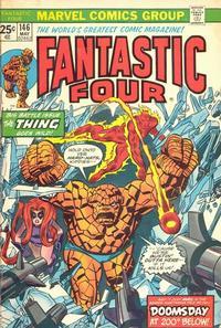 Cover Thumbnail for Fantastic Four (Marvel, 1961 series) #146