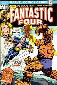 Cover Thumbnail for Fantastic Four (Marvel, 1961 series) #147