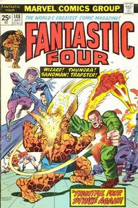 Cover Thumbnail for Fantastic Four (Marvel, 1961 series) #148