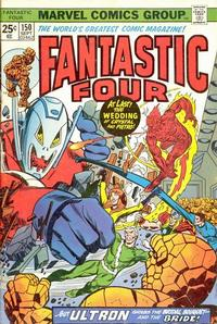 Cover Thumbnail for Fantastic Four (Marvel, 1961 series) #150 [Regular Edition]