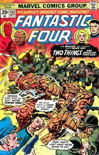 Cover Thumbnail for Fantastic Four (Marvel, 1961 series) #162 [Regular Edition]