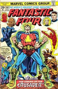 Cover Thumbnail for Fantastic Four (Marvel, 1961 series) #164
