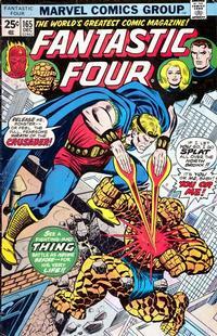 Cover Thumbnail for Fantastic Four (Marvel, 1961 series) #165