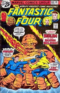 Cover Thumbnail for Fantastic Four (Marvel, 1961 series) #169 [25¢ Cover Price]