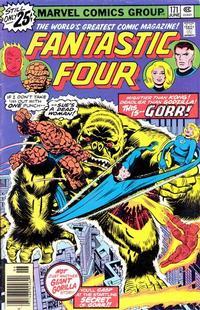 Cover Thumbnail for Fantastic Four (Marvel, 1961 series) #171