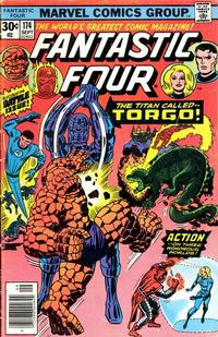 Cover Thumbnail for Fantastic Four (Marvel, 1961 series) #174 [Regular Edition]