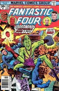 Cover Thumbnail for Fantastic Four (Marvel, 1961 series) #176 [Regular Edition]