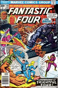 Cover Thumbnail for Fantastic Four (Marvel, 1961 series) #178 [Regular Edition]