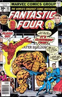 Cover Thumbnail for Fantastic Four (Marvel, 1961 series) #181 [Regular Edition]
