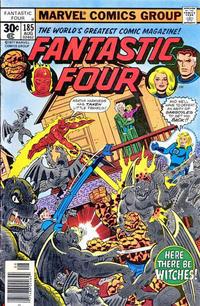 Cover Thumbnail for Fantastic Four (Marvel, 1961 series) #185 [30¢]