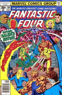 Cover Thumbnail for Fantastic Four (Marvel, 1961 series) #186 [30¢]