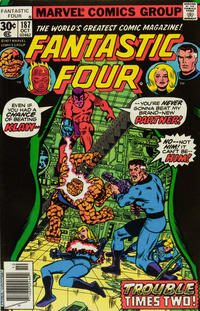 Cover Thumbnail for Fantastic Four (Marvel, 1961 series) #187 [30¢]