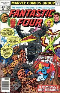 Cover Thumbnail for Fantastic Four (Marvel, 1961 series) #188 [Regular Edition]