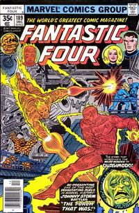 Cover Thumbnail for Fantastic Four (Marvel, 1961 series) #189 [Regular Edition]