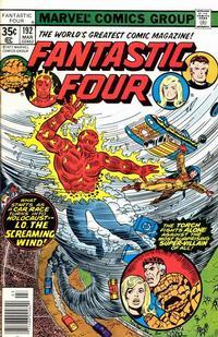 Cover Thumbnail for Fantastic Four (Marvel, 1961 series) #192