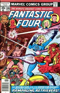 Cover Thumbnail for Fantastic Four (Marvel, 1961 series) #195 [Regular Edition]