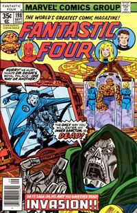 Cover Thumbnail for Fantastic Four (Marvel, 1961 series) #198 [Regular Edition]