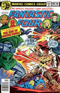 Cover Thumbnail for Fantastic Four (Marvel, 1961 series) #199 [Regular Edition]