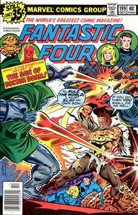 Cover Thumbnail for Fantastic Four (Marvel, 1961 series) #199 [Regular Edition]