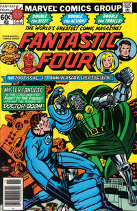 Cover Thumbnail for Fantastic Four (Marvel, 1961 series) #200