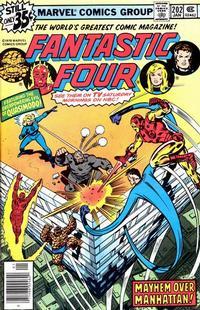 Cover Thumbnail for Fantastic Four (Marvel, 1961 series) #202 [Regular Edition]