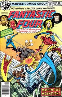 Cover Thumbnail for Fantastic Four (Marvel, 1961 series) #202 [Regular Edition]