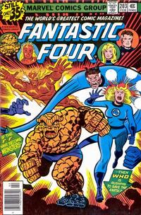 Cover Thumbnail for Fantastic Four (Marvel, 1961 series) #203 [Regular Edition]