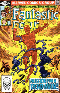 Cover Thumbnail for Fantastic Four (Marvel, 1961 series) #233 [Direct Edition]