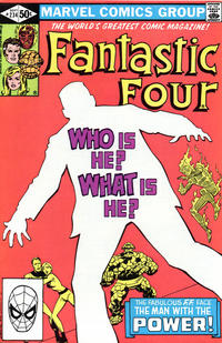 Cover Thumbnail for Fantastic Four (Marvel, 1961 series) #234 [Direct Edition]
