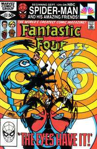 Cover Thumbnail for Fantastic Four (Marvel, 1961 series) #237 [Direct Edition]