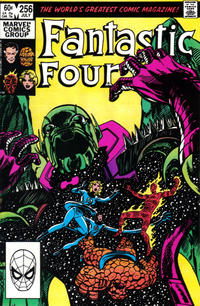 Cover Thumbnail for Fantastic Four (Marvel, 1961 series) #256 [Direct]
