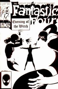Cover Thumbnail for Fantastic Four (Marvel, 1961 series) #276 [Direct]