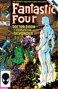 Cover Thumbnail for Fantastic Four (Marvel, 1961 series) #288 [Direct Edition]
