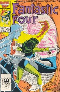 Cover Thumbnail for Fantastic Four (Marvel, 1961 series) #295 [Direct Edition]